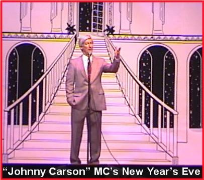 The Martini Men | Dean & Johnny Impersonator