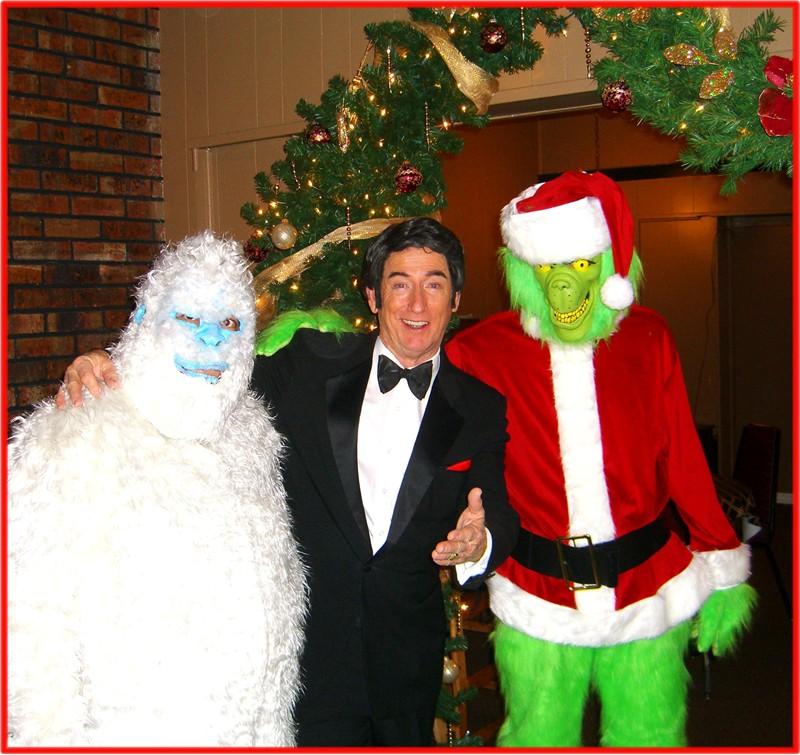 Dean Martin Christmas.The Martini Men Dean Martin Impersonator