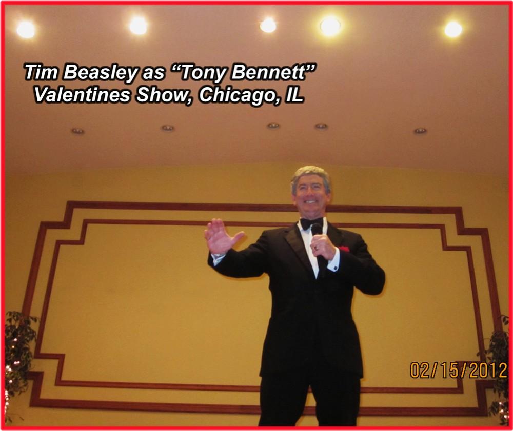 Vegas Tributes | Tony Bennett Impersonator
